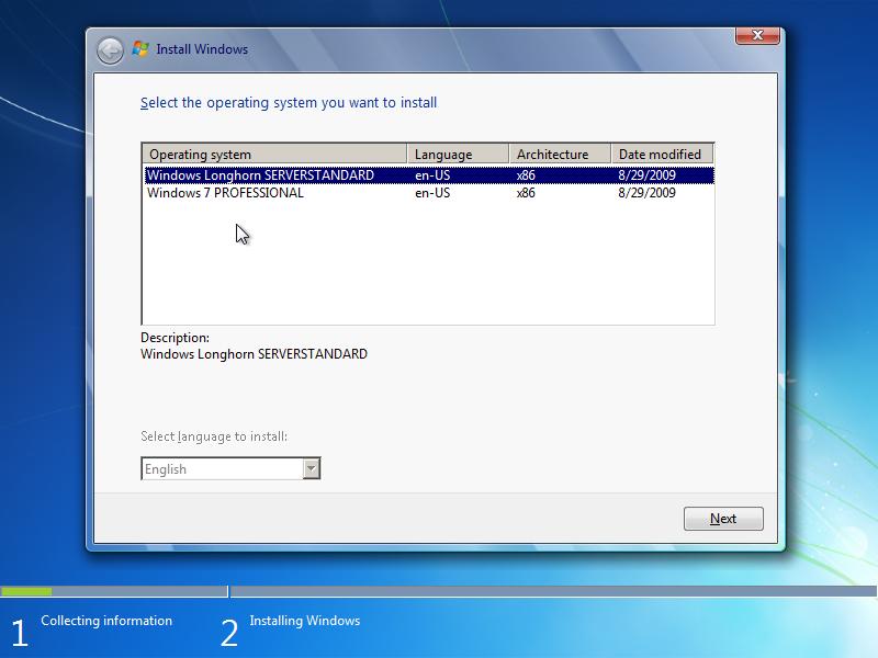Windows 7 Deployment Part 1 - Airdesk