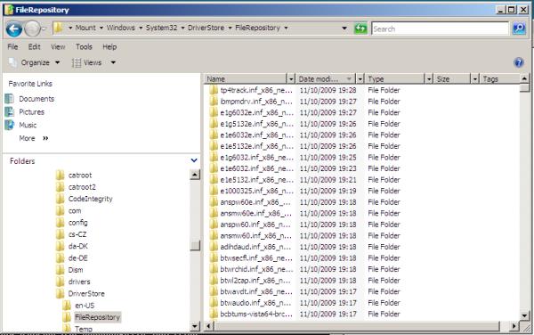 Windows 7 Deployment Part 5 - Airdesk
