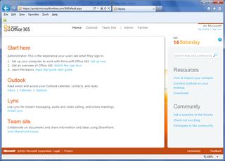 Office365 Portal