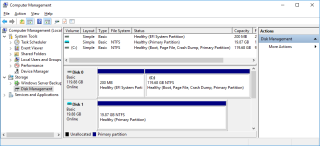 Host Disk Manager