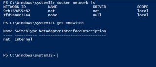Docker Virtual Network