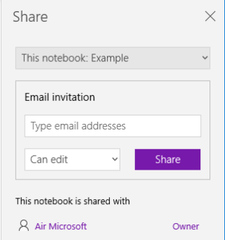 OneNote and OneDrive - Airdesk