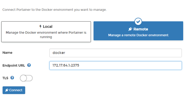 Windows Containers: Portainer GUI - Airdesk